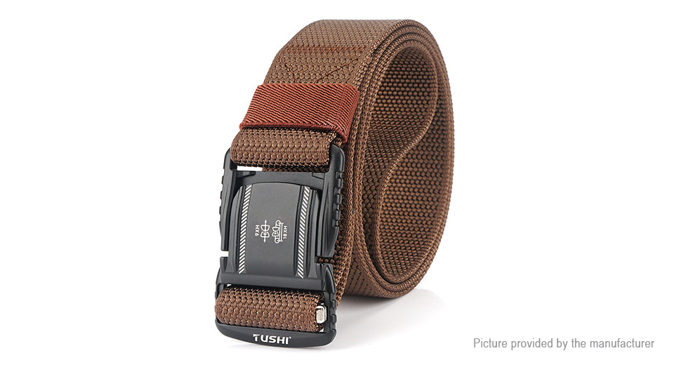 Product Image: tushi-outdoor-tactical-casual-nylon-waist-belt