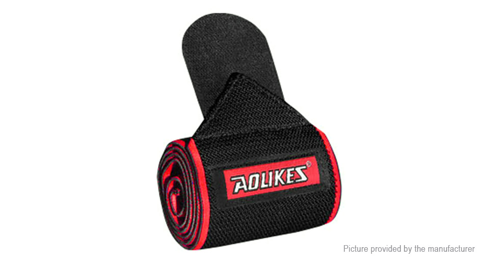 AOLIKES Sports Fitness Ankle Brace Support Protector (Free Size)