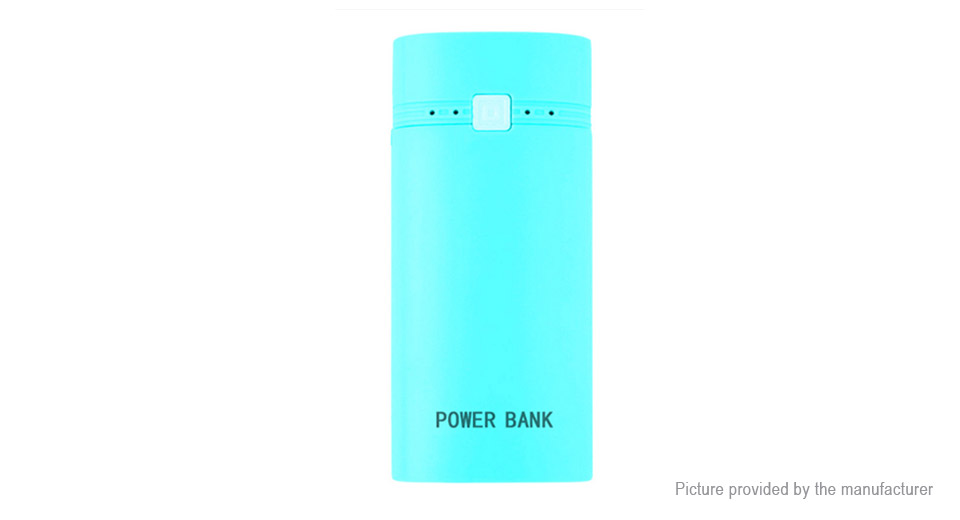 Product Image: n06-2-18650-battery-charger-diy-power-bank-case