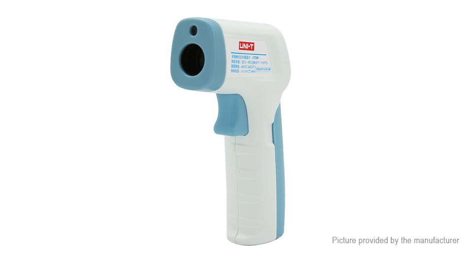 Authentic UNI-T UT300H Handheld Non-Contact IR Body Thermometer