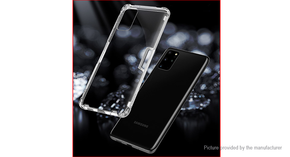 Nillkin Nature Series TPU Protective Back Case Cover for Samsung Galaxy S20+/S20+ 5G