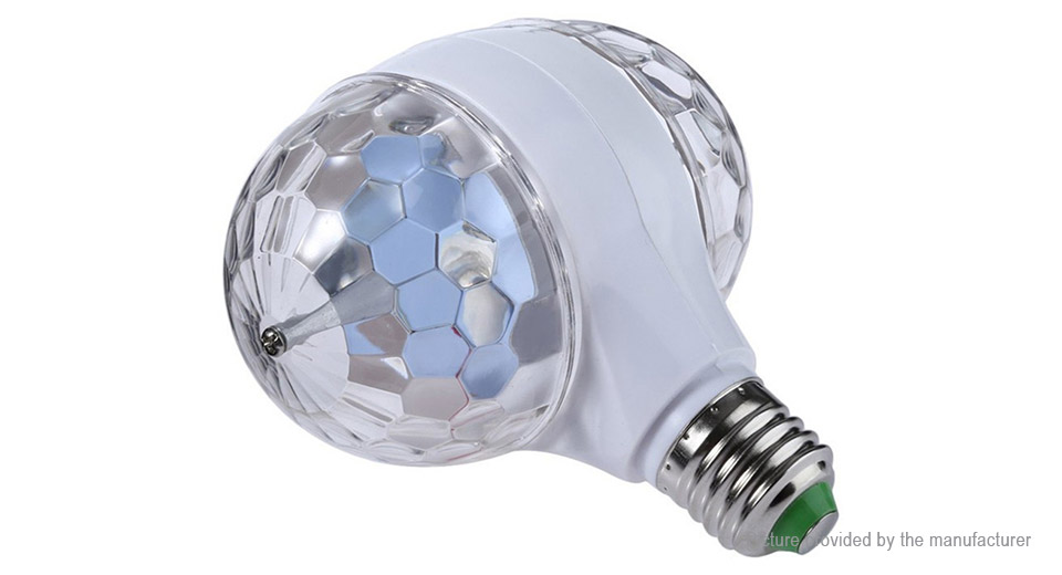 Product Image: 6w-e27-rgb-rotating-bulb-led-stage-light-disco