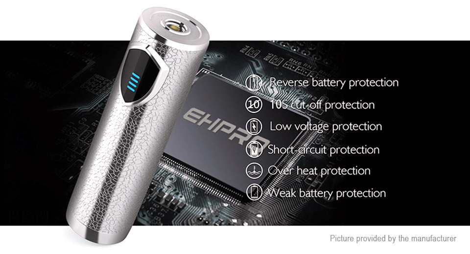 $35.15 (Free Shipping) Authentic EHPRO Armor COD Semi-Mech Mod ...