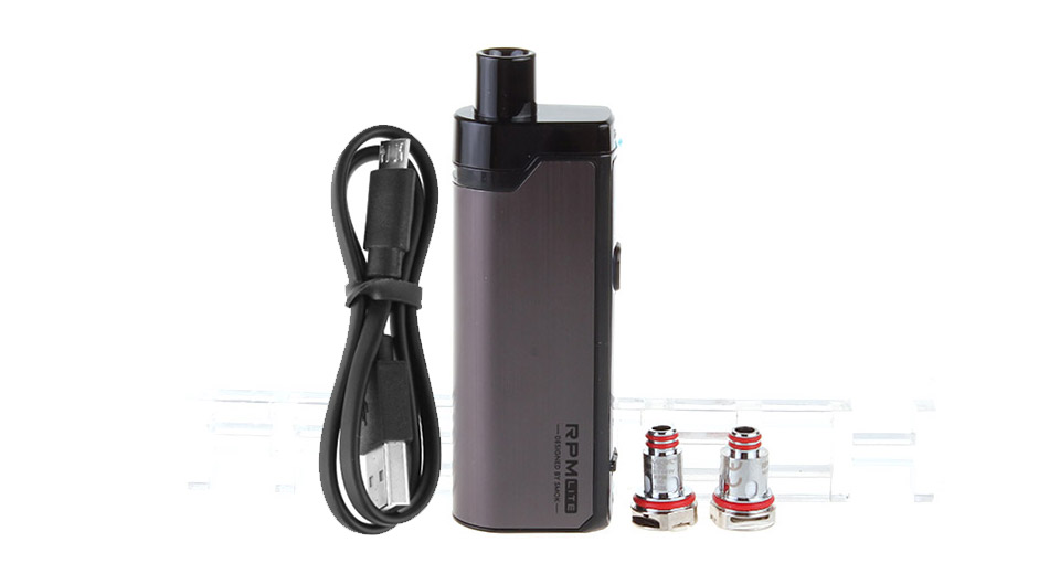 Authentic Smoktech SMOK RPM Lite 1250mAh 40W VW Pod System Starter Kit