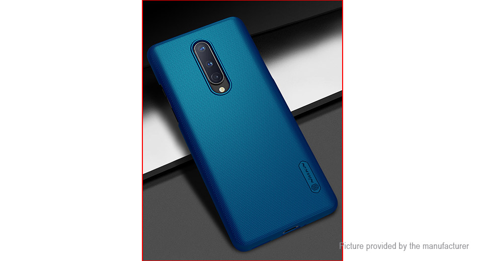 Nillkin Frosted Shield PC Protective Back Case Cover for OnePlus 8