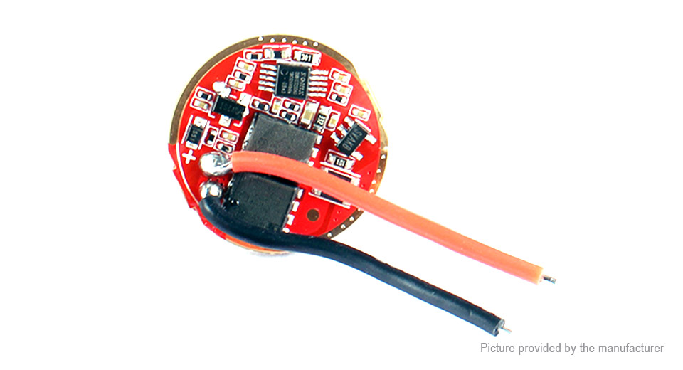 Product Image: convoy-20mm-6000ma-12-mode-sst40-led-driver