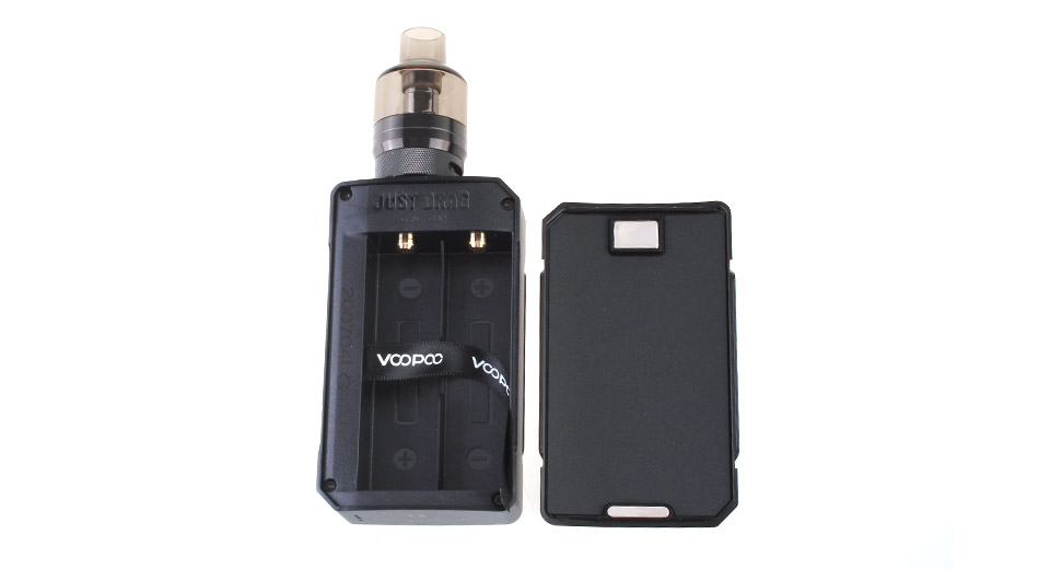Authentic DRAG 2 177W TC VW Kit (Refresh Edition)