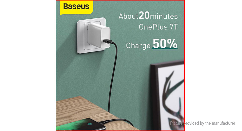 Authentic Baseus Xiaobai Series USB-C to USB 2.0 Data & Charging Cable (100cm)