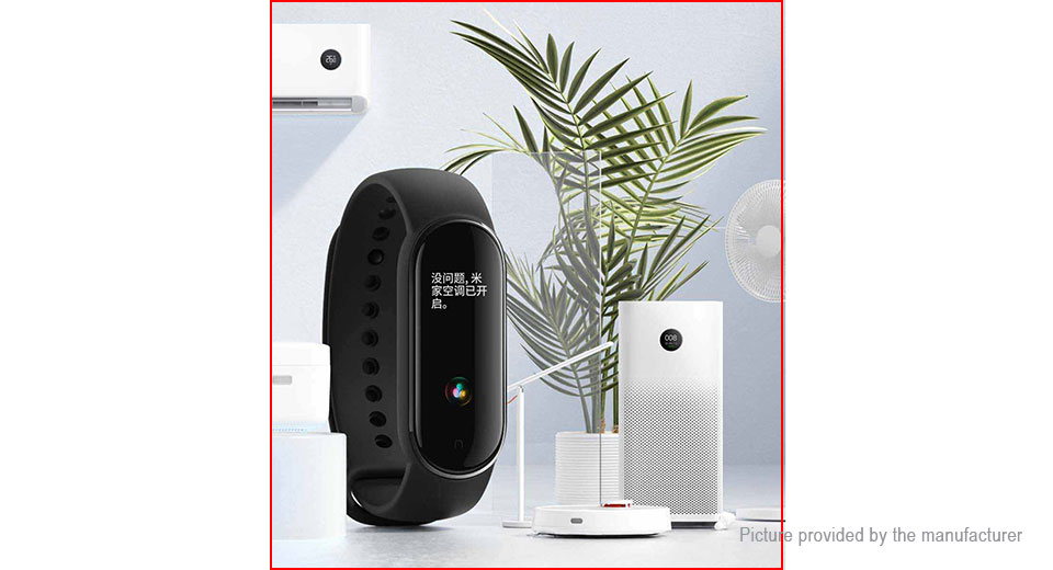 Authentic Xiaomi Mi Band 5 Dynamic Color Screen Bluetooth V5.0 Smart Bracelet