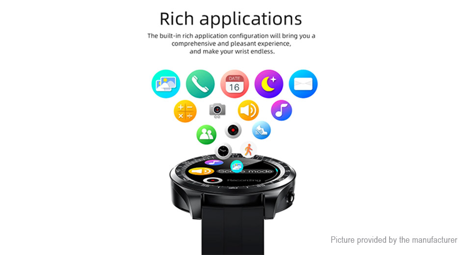 "T20 1.3"" IPS Touch Screen Bluetooth Call GSM Smart Watch Phone"