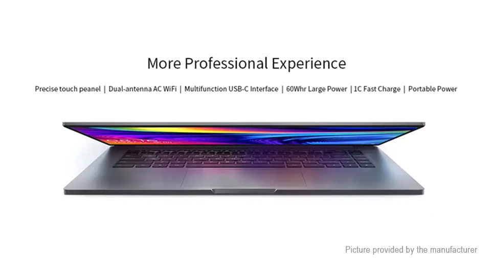 Authentic Xiaomi Mi Notebook Pro 15 Enhanced Edition (1TB/EU/US)