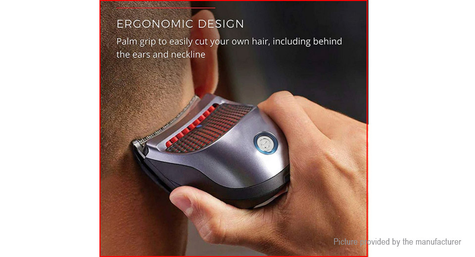 GEETIAN HJ2018 Cordless Self-haircut Hair Clipper Trimmer Beard Shaver Kit