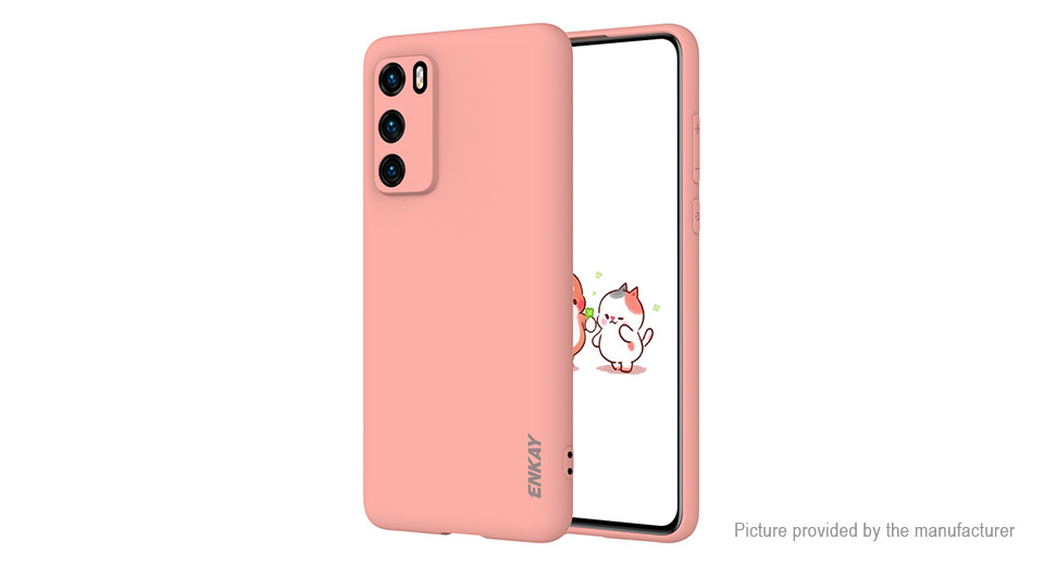 ENKAY ENK-PC034 Simple Series TPU Protective Case Cover for Huawei P40