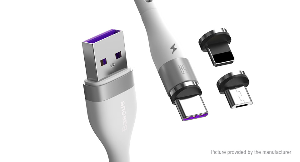Product Image: authentic-baseus-8-pin-micro-usb-usb-c-to-usb-2-0