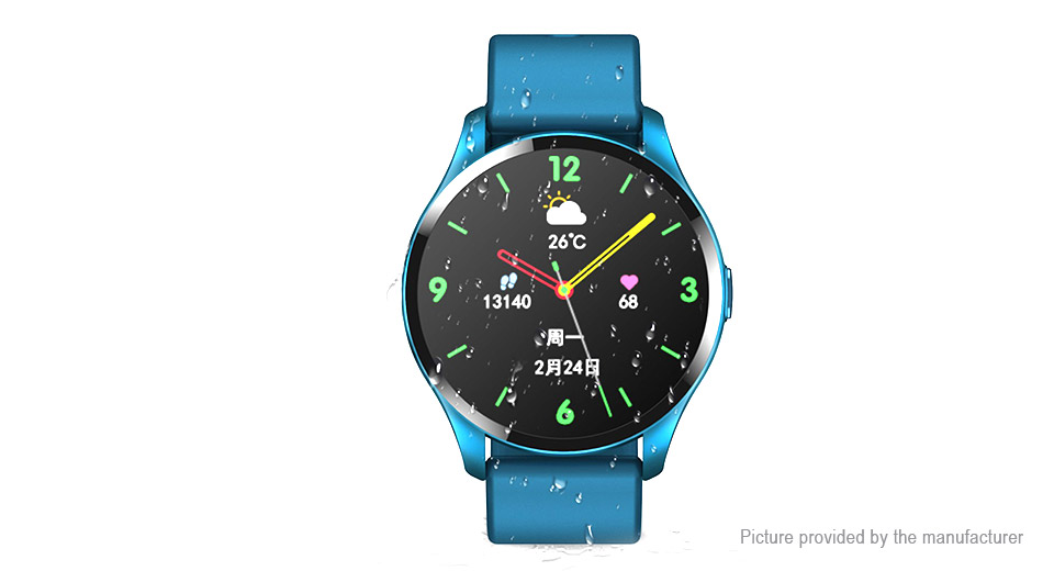 "T88 1.28"" TFT Touch Screen Bluetooth V4.2 Smart Watch"