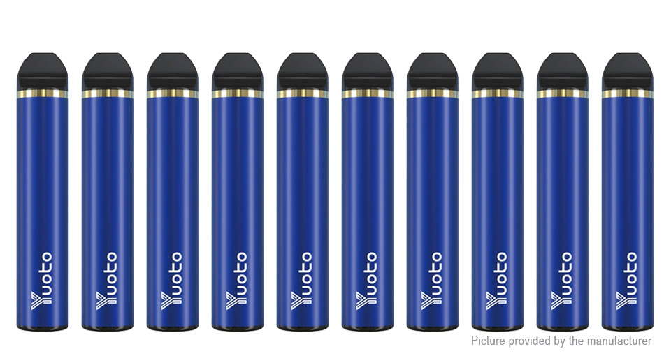 Product Image: 10pcs-authentic-yuoto-5-900mah-disposable-e
