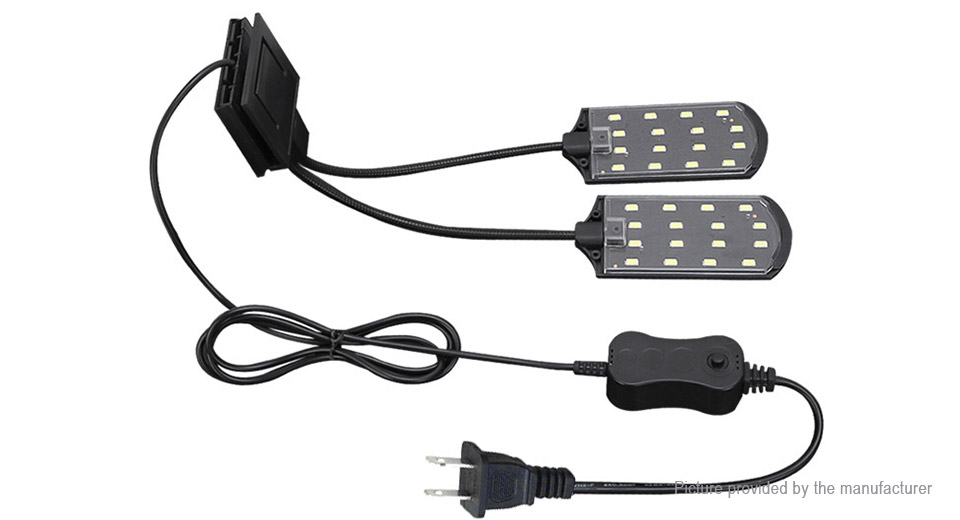 Product Image: 15w-flexible-dual-head-clip-on-aquarium-fish-tank