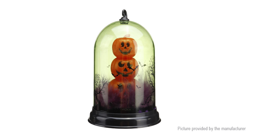 Product Image: pumpkin-styled-led-night-light-hanging-lantern