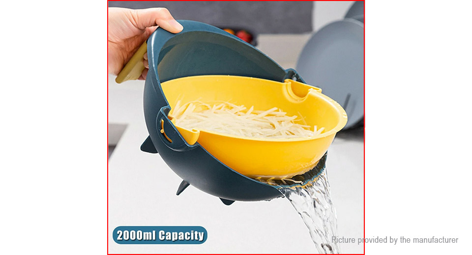 9-in-1 Multifunctional Vegetable Cutter Drier Slicer Shredder Grater