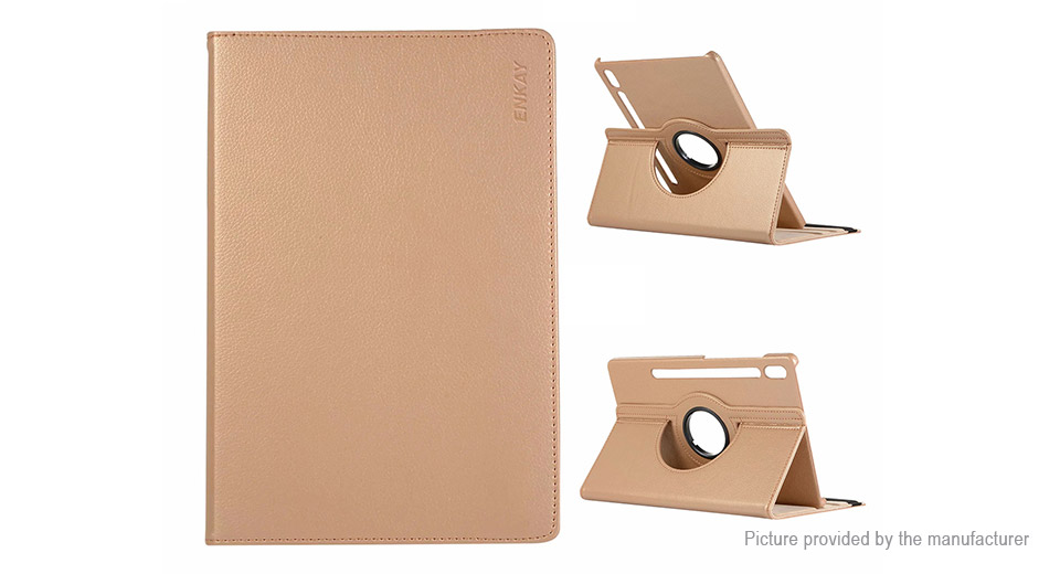 ENKAY 360 Degree Rotation Stand Case for Samsung Galaxy Tab S7 11'' T870/T875