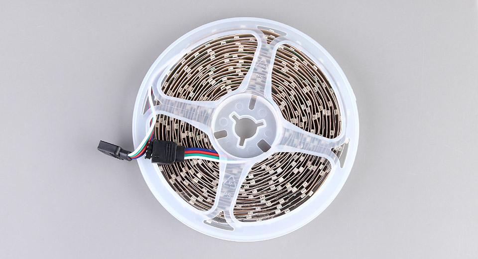 5V 300*3528 SMD LED Strip Light Room Tape Lamp for Stair Floor Decor (5m)