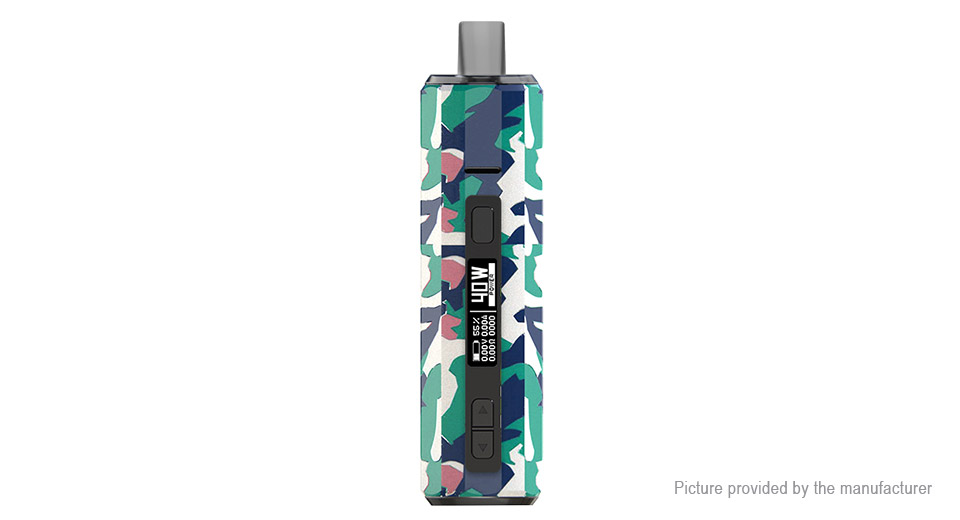Product Image: authentic-hugo-vapor-boxer-aio-40w-1500mah-vw-pod