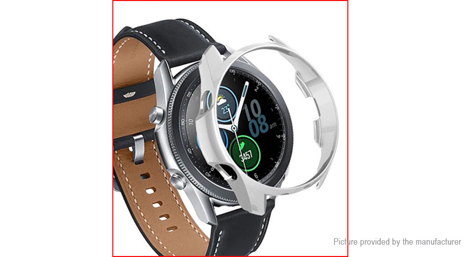 ENKAY PC Protective Case Cover for Samsung Galaxy Watch3 45mm