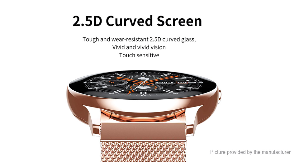 "S8 1.3"" IPS Touch Screen Bluetooth V4.0 Smart Watch"