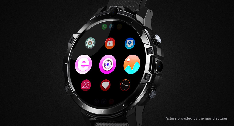 Zeblaze THOR 6 1.6'' IPS Octa-Core LTE Smart Watch Phone (64GB)