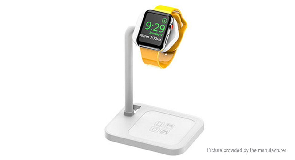 AODUKE Fast Charging Wireless Charger Dock Stand for Apple Watch