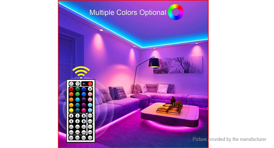 Remote Control 600*2835 SMD LED Strip Light (10m)