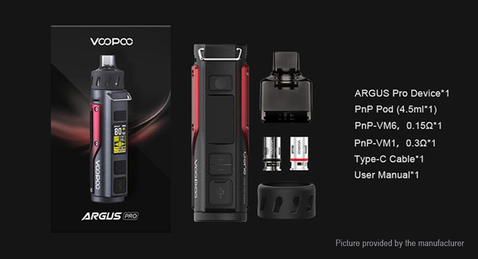 Image result for voopoo argus pro