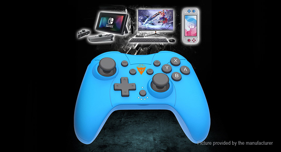 SOUNDFOX SE3212 Wireless Bluetooth V4.0 Mini Gamepad Joystick Game Stick