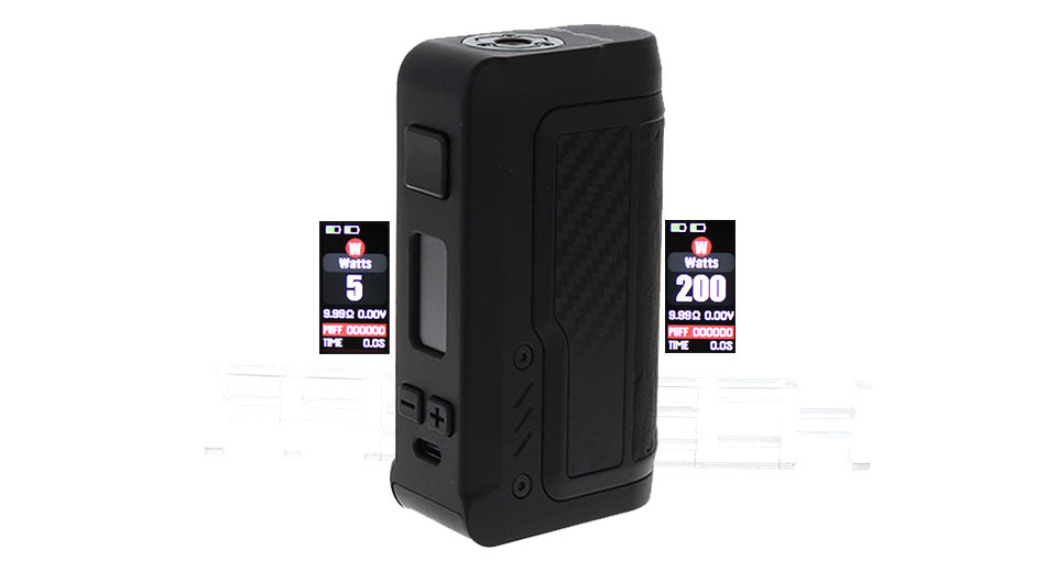 Product Image: authentic-vandy-vape-gaur-21-200w-tc-vw-apv-box