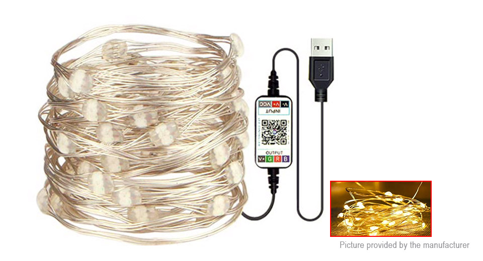Product Image: bluetooth-v4-0-rgb-led-string-fairy-light