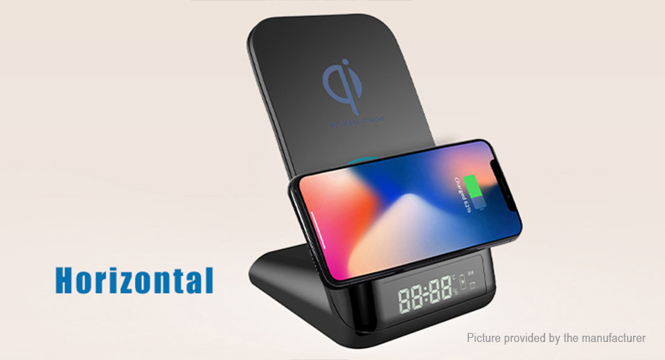ET600 Multifunctional Qi Inductive Wireless Charger Stand