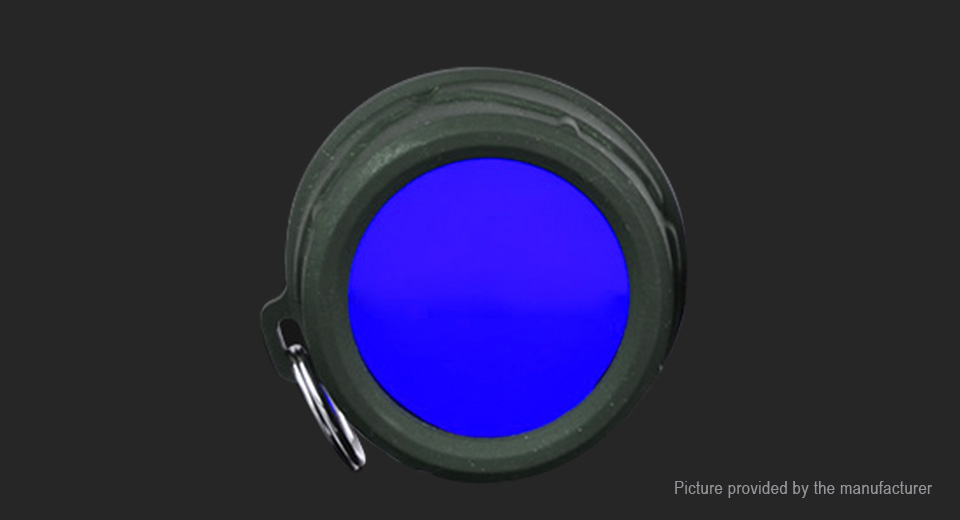 Product Image: authentic-klarus-ft11-flashlight-blue-filter