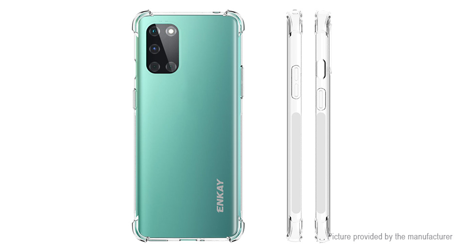 ENKAY ENK-PC063 TPU Protective Case Cover for OnePlus 8T