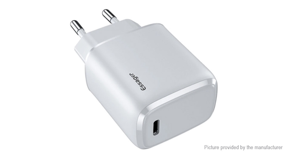 Product Image: essager-usb-c-wall-charger-power-adapter-eu