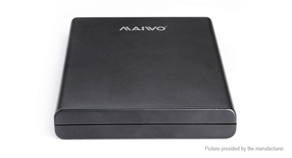 "MAIWO K2568G2 Gen 2 2.5"" SATA External HDD Enclosure"