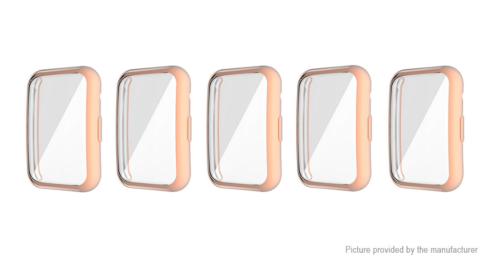 Product Image: 5pcs-electroplated-tpu-protective-case-cover-for