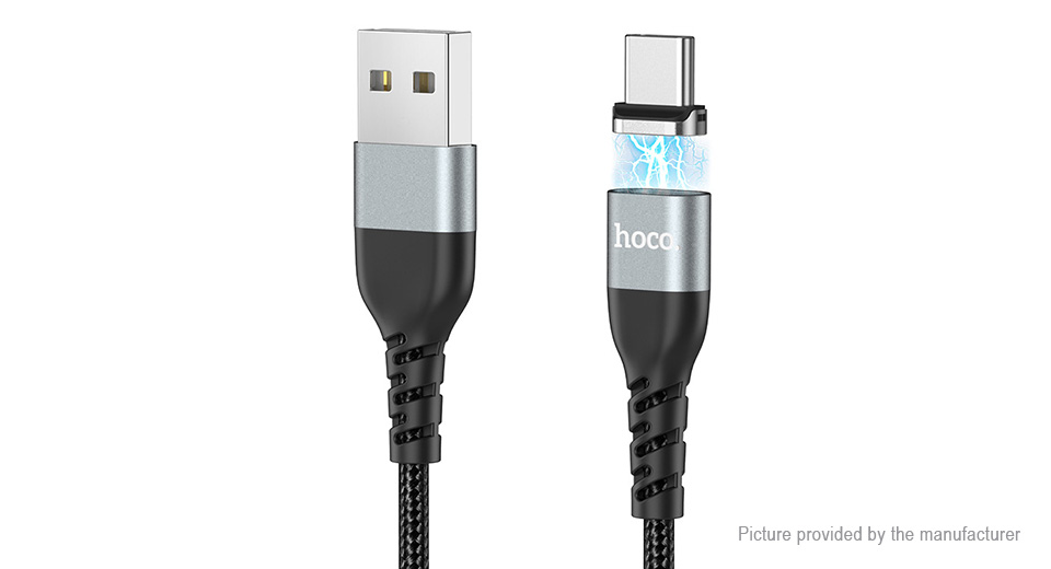 Product Image: authentic-hoco-u96-magnetic-usb-c-to-usb-2-0-data