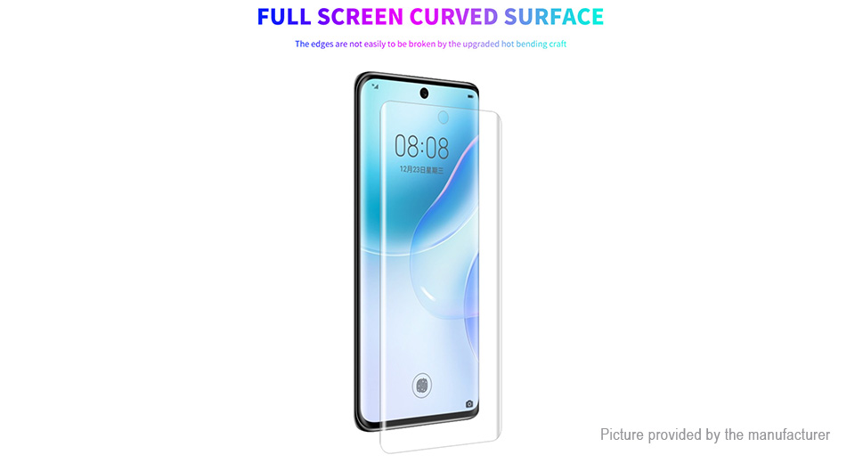 5PCS ENKAY 3D PET Screen Protector for Huawei nova 8