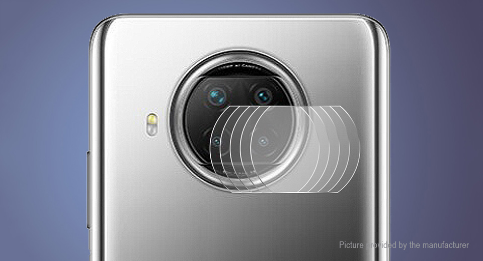 Product Image: 5pcs-enkay-tempered-glass-camera-lens-protector
