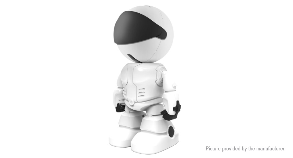 Product Image: authentic-escam-pt205-robot-styled-1080p-hd-smart