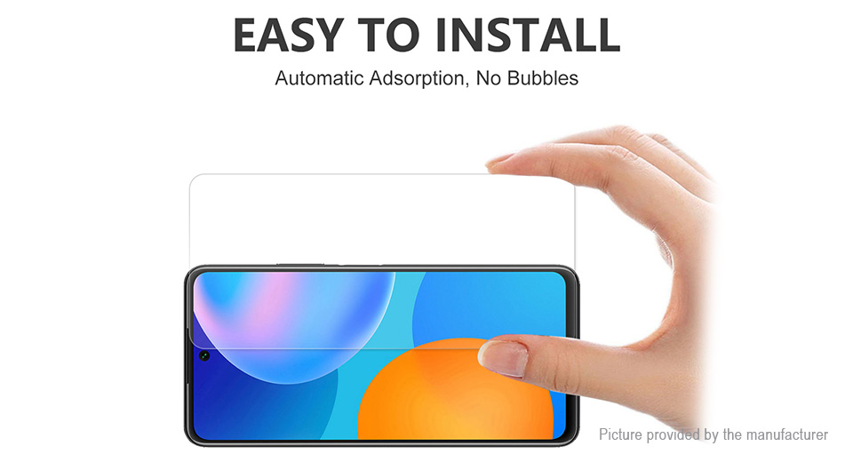 ENKAY 2.5D Tempered Glass Screen Protector for Huawei P Smart 2021