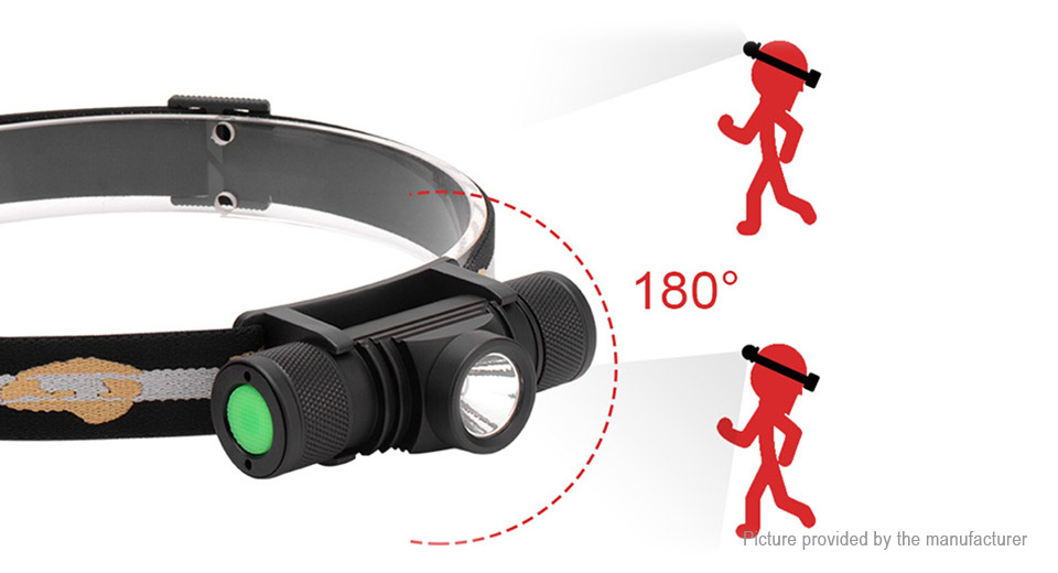 1*LED 6-mode 1000LM LED Headlamp