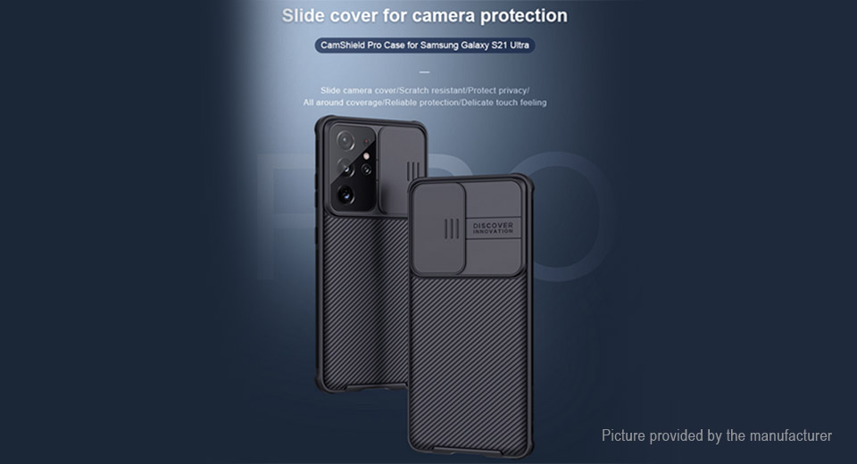 Nillkin CamShield Pro Series TPU + PC Protective Back Case Cover
