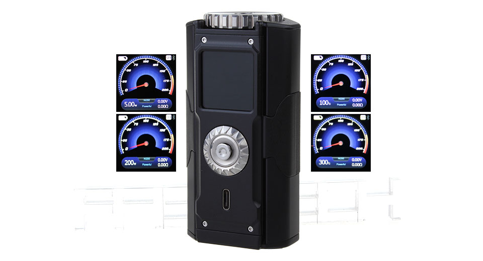 Product Image: authentic-sxmini-t-class-200w-tc-vw-apv-box-mod