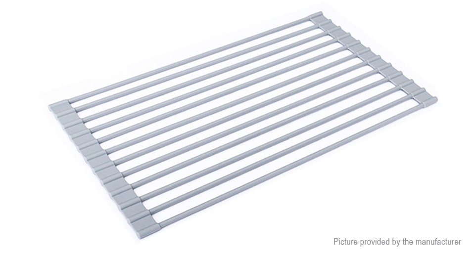 Product Image: 42-24-2cm-over-the-sink-roll-up-dish-drying-rack